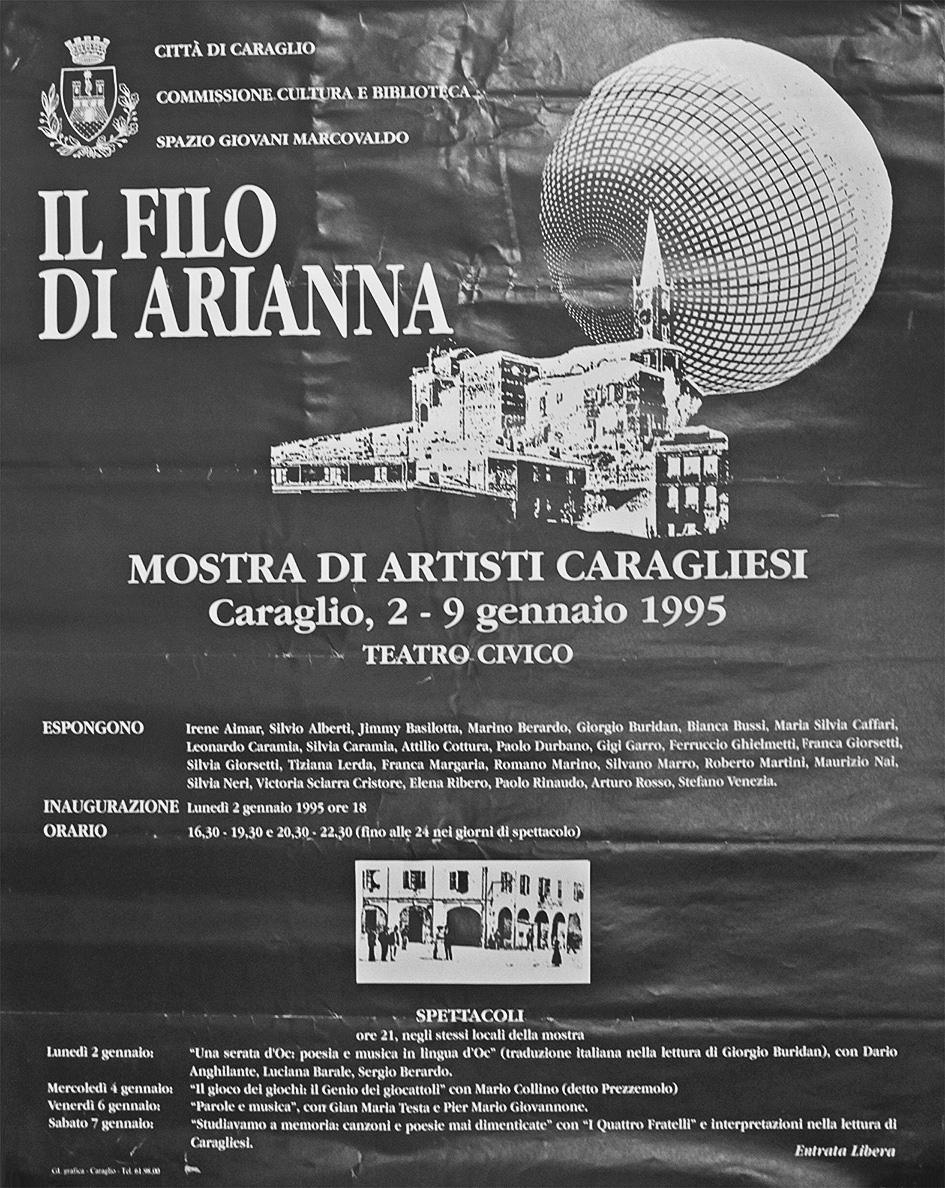 Il filo di Arianna - 1995 - poster